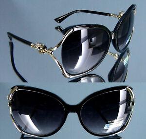 Damen Designer Brille Kleiner Urmel Mit Strass Steinchen Uv400 Schutzpass 10177 Ebay