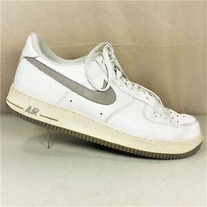 About '82 White Leather Air 1 11 5 Low Shoes Mens Casual Sneakers Size Force Af1 Details Nike iuXZPk