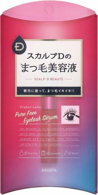 182b1f34314 Eyelashes Essence Scalp D Beaute Pure free eyelash 6ml From Japan for sale  online