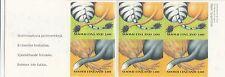 FINLAND BOOKLET : 1999 Friendship self-adhesive SG SB61 nh mint