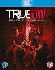 True Blood - Series 4 - Complete (Blu-ray, 2012, 5-Disc Set)