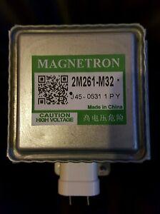 Panasonic Inverter Microwave Magnetron 2M261M32 ORIGINAL PANASONIC PART - <span itemprop='availableAtOrFrom'>Burton-on-Trent, United Kingdom</span> - Panasonic Inverter Microwave Magnetron 2M261M32 ORIGINAL PANASONIC PART - Burton-on-Trent, United Kingdom