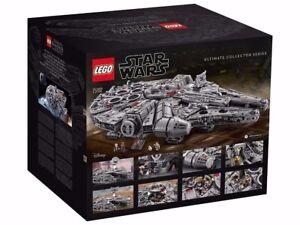 Lego star wars millennium falcon 7541