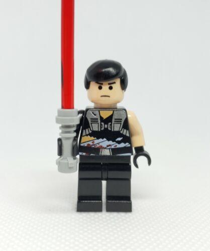 Lego Star Wars Galen Marek Minifigure Starkiller Darth Vader/'s Apprentice 7672