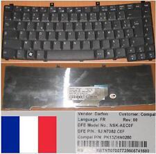 Tastiera Azerty Francese ACER TM2200 NSK-AEC0F 9J.N7082.C0F PK13ZHN0280 Nero