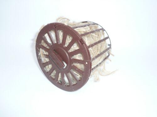 Reutilizable material de anidación Soporte Giros en To Cage frentes cantidades disponibles