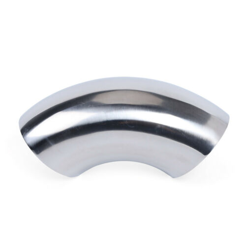 """4/"""" 102 mm Stainless Steel Sanitary Weld Elbow Pipe Precision Casting Durable"""