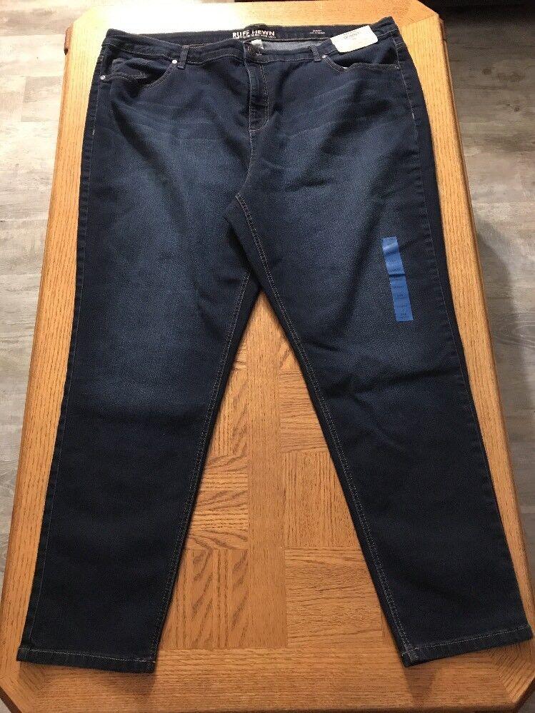 Ruff Hewn Womens Skinny Jeans Size 24W 0013