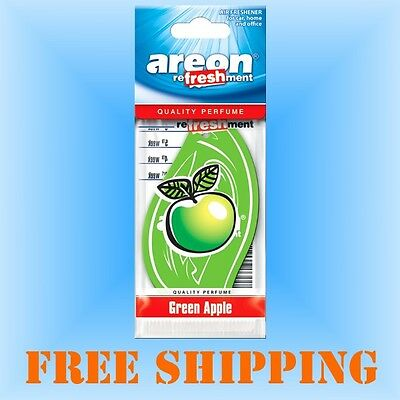 Green Apple Air Fresheners for Car or Home