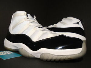 online store 311dd b4527 Image is loading 2011-NIKE-AIR-JORDAN-XI-11-RETRO-WHITE-