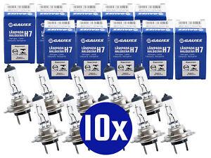 10x-H7-Birne-Satz-Gluehbirnen-12V-55W-PX26d-Set-Lampe-Halogen-KFZ-PKW-Auto