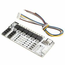 4 Series 12V 60A Lithium LiFePo4 Cell Battery Protection BMS PCB Board W/ B