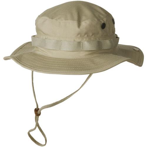 Helikon Military GI Boonie Jungle Hat Army Hiking Fishing Cadet Beige Khaki S-XL