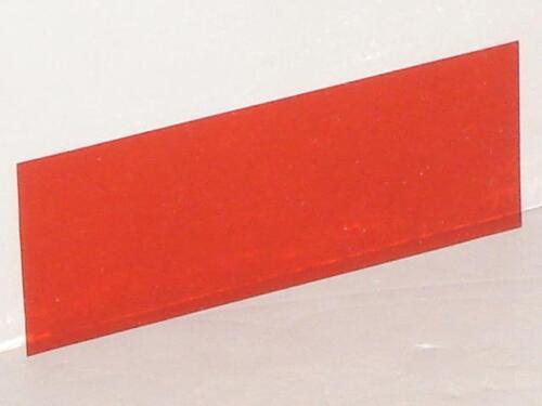 "G1 TRANSFORMER RED TECH SPEC DECODER FILM LOT # 1 /""NICE/"""