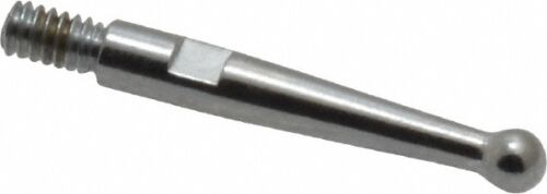 Ball Test Indicator Contact Point ... Starrett 0.0787 Inch Ball Diameter Steel