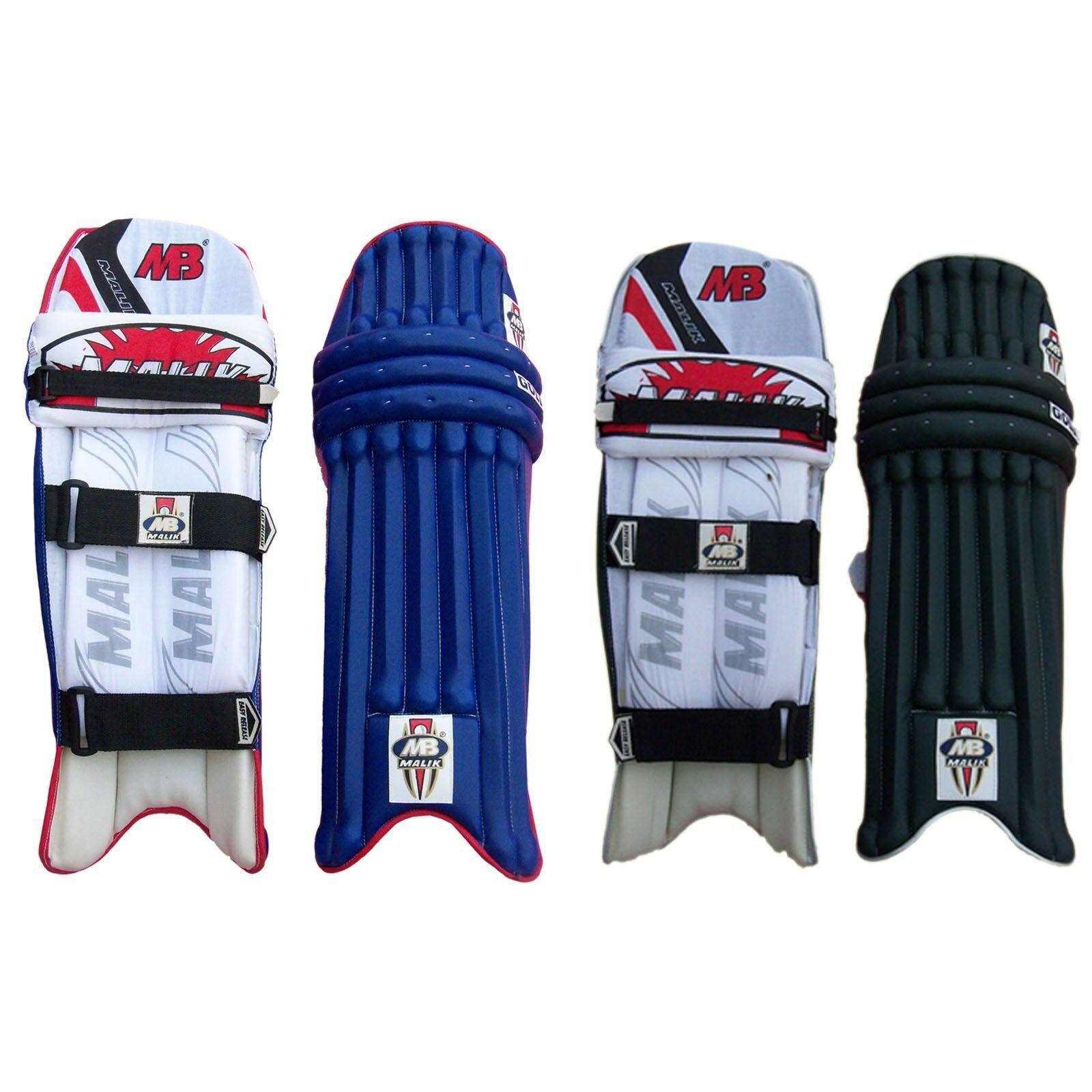 MB Malik  oro  Cricket Batting Pads