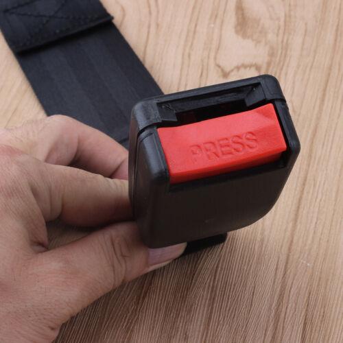 36 cm plus Réglable Voiture Van Auto sécurité ceinture de sécurité Extension Extender Boucle