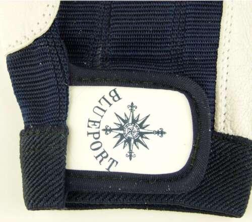 PROFI Rigger Gloves Roadie Handschuhe Gr 8 fingerlos Leder Rigging Montage M