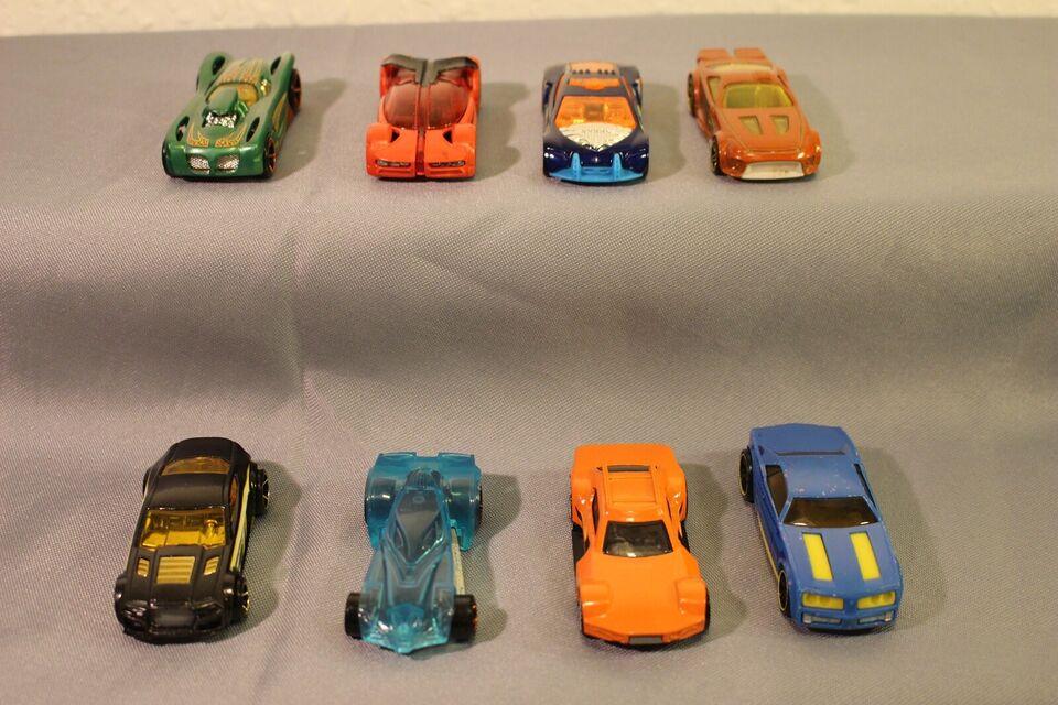 Hot Wheels, Various 17, Mattel - Hotwheels