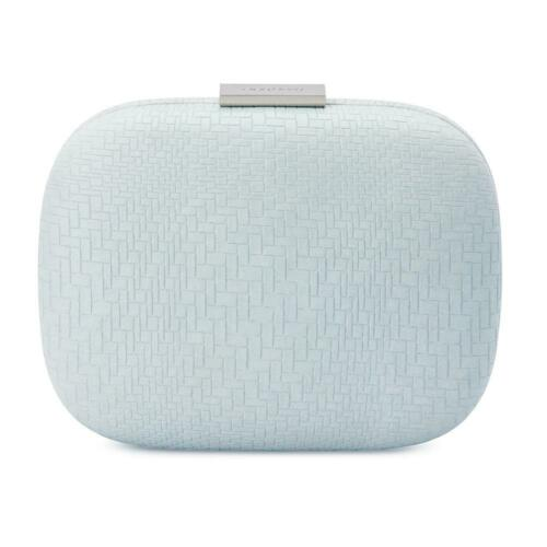 Olga Berg ISLA Embossed Rounded Clutch