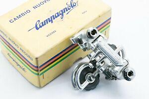 NEW-NOS-Campagnolo-Record-Rear-Derailleur-5sp-6sp-Speed-Vintage-pat78-1978-70s