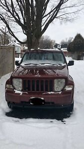 2008 Jeep Liberty 4x4 Limited sedition