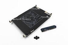 NEW Generic HP EliteBook 2560p 2570p SATA Hard Drive Caddy + Connector US