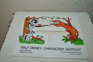 Walt-Disney-Character-Switchit-Book-of-the-Jungle-Jigsaw-Puzzle-Vintage-1970