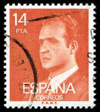 Scott # 2186 - 1982 - ' King Juan Carlos I '