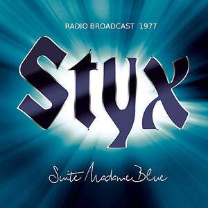 Styx New Sealed 2019 Unreleased Grand Illusion Tour 1977 Live