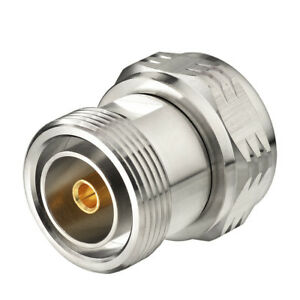 L29-7-16-Din-7-16-Male-Plug-to-Female-Jack-straight-RF-Adapter-connector