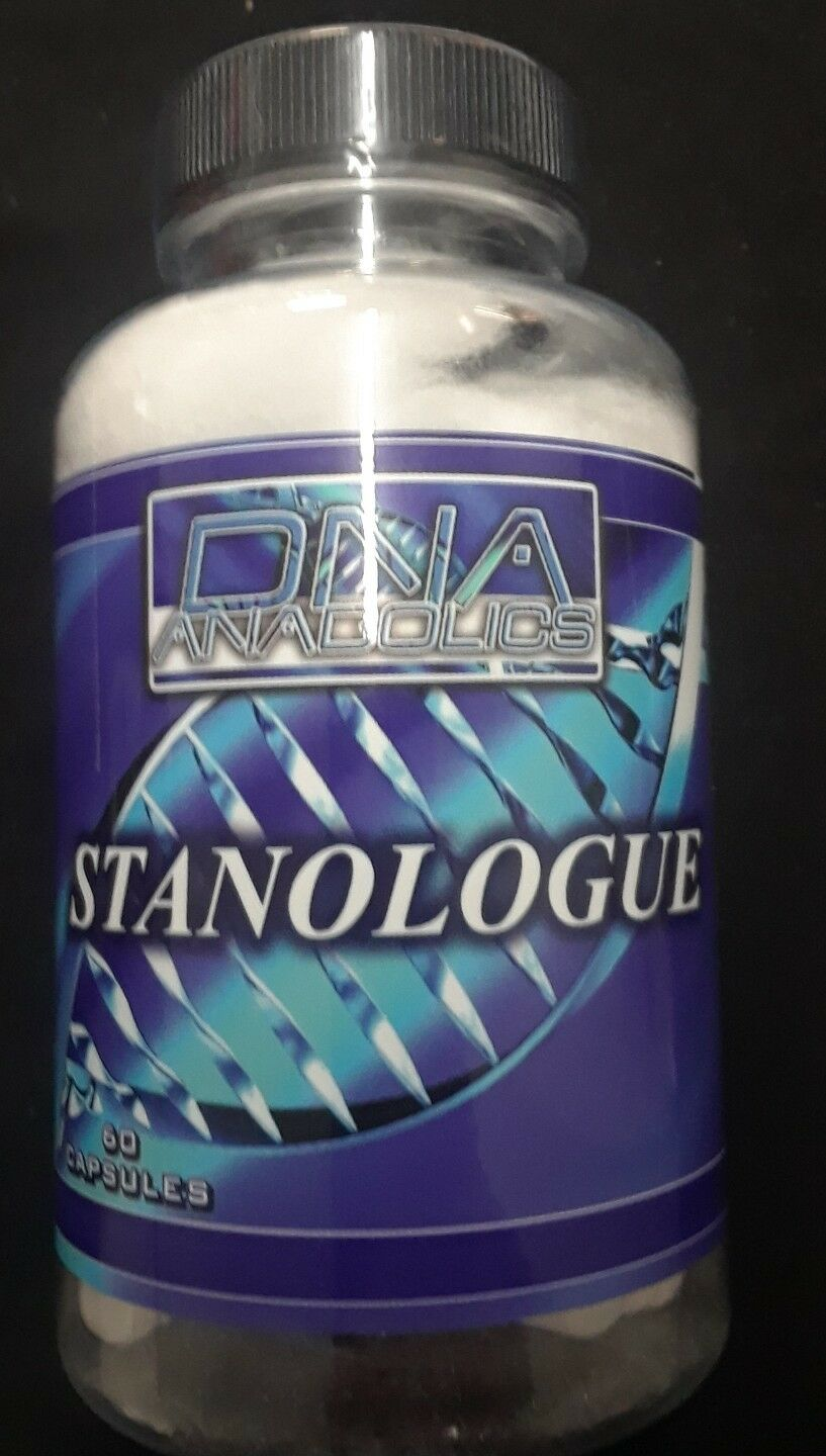 DNA Anabolics Stanologue 60 60 Stanologue Caps 225mg 68cbe7