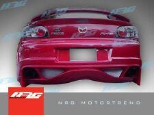 RX8 04-08 Mazda NV style Poly Fiber rear bumper body kit rear