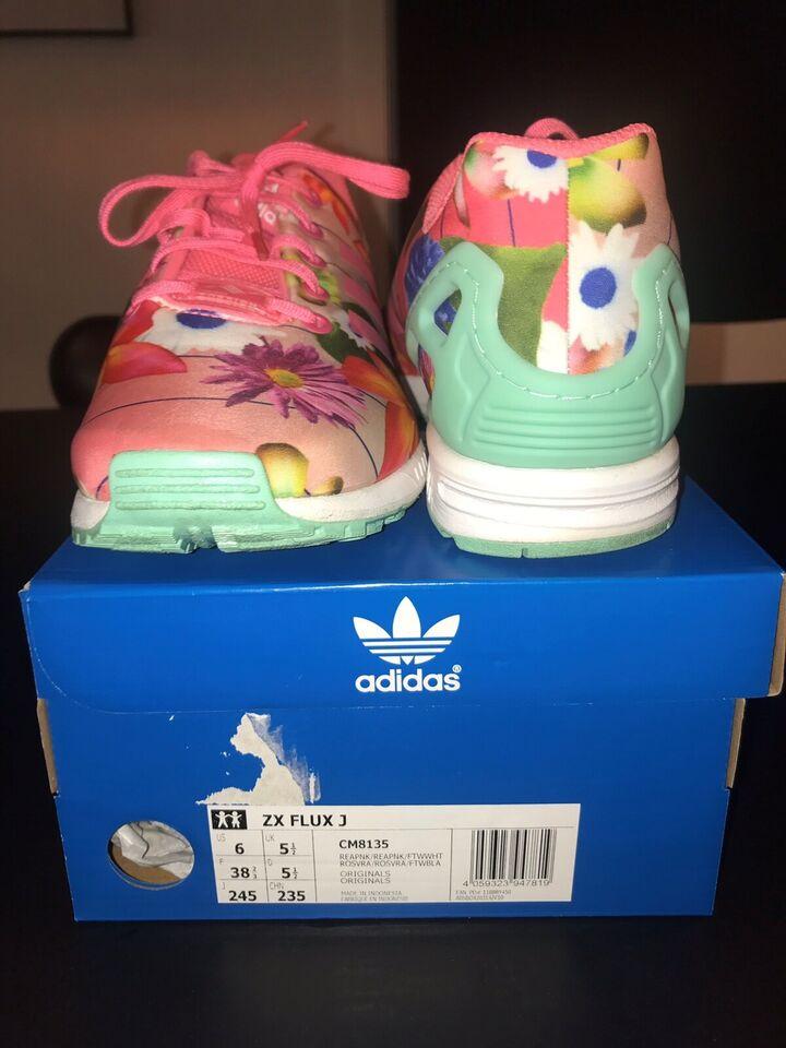 Shoes adidas Zx Flux J CM8135 ReapnkReapnkFtwwht