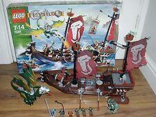 LEGO Castle Troll Warship Set (7048)