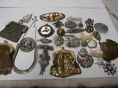 achat bijoux fantaisie anciens