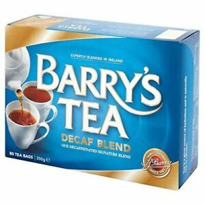 Barry's Decaf Tea 80 Bags by Barry's Tea - Sold by DSDelta Ire