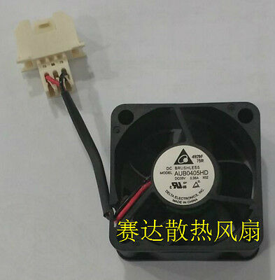 for DELTA EUB0405MD Mute Switch fan DC5V 0.24A 40×40×20mm 3wire