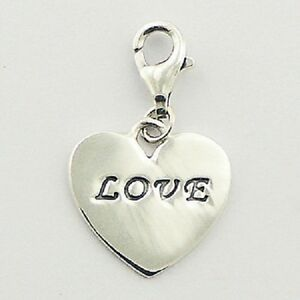 Silver-charm-925-sterling-love-heart-charm-on-lobster-clasp-16mm-x-26mm-height