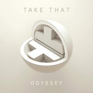 Take That - Odyssey (2CD) Sent Sameday*