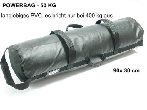 Mg®  PVC SANDBAG  POWER BAG CORE BAG  bis 50 kg Militär powerbag sandsack