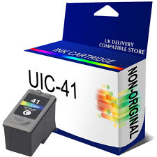 1 Color Reman Ink For Canon Pixma IP 1700 printer CL41