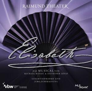 Elisabeth-Das-Musical-Gesamtaufnahme-Wien-Live-Jubilaumsfassung-2-CD-NEU