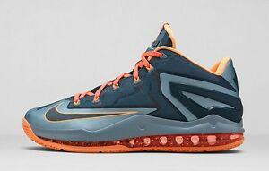 c1010567b259 ... top quality image is loading nike air max lebron xi 11 low gs 2fc96  1aae0
