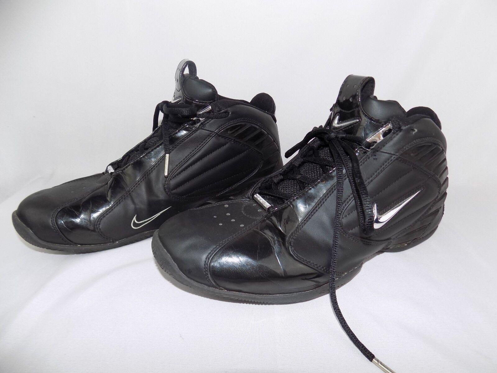 a0273d0d53e 2018 Calzado Calzado Calzado Atlético Nike Zoom Air Negro Con Plateado para  Hombre 41667c