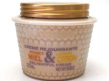 L'Occitane HONEY LEMON & CITRON Delightful Body Cream NEW & SEALED