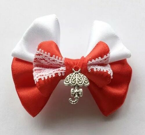 Disney Themed Miniature Mary Poppins Hair Bow By Bow Necessitis