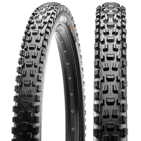 Maxxis Assegai 2.50WT 60 TPI Folding 3C Maxx  Grip (TR) Tyre  a lot of surprises