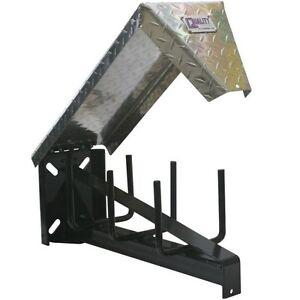 Tire Rack Wheels >> Quality Chain CH-1 Commercial Truck Tire Chain Storage Hanger Rack Holder Lock | eBay