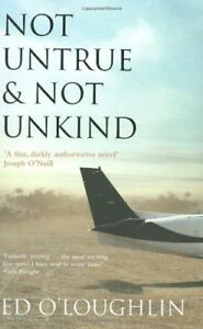 Not-Untrue-and-Not-Unkind-Ed-O-039-Loughlin-9781844882106